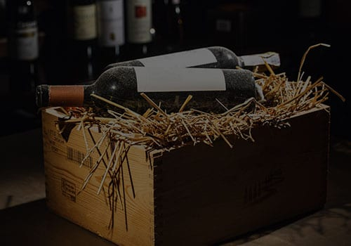 Wijnpakket of kerstpakket