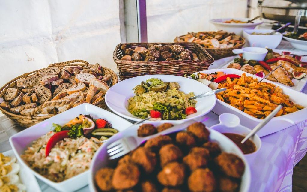 buffetten roermond, catering Roermond