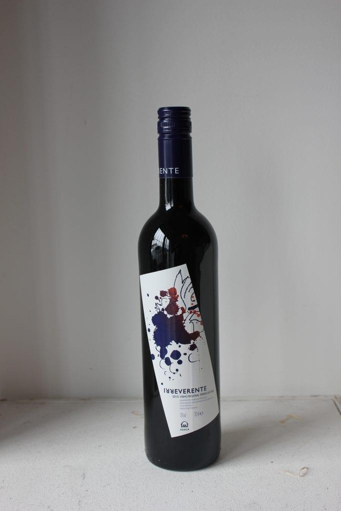 rode wijn Portugal, Irreverente