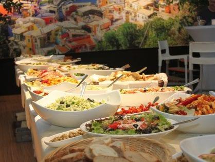 Catering Italiaans, Spaans of Traditioneel